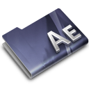 adobe, after, effects, cs, overlay icon