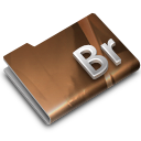 adobe, bridge, cs, overlay icon