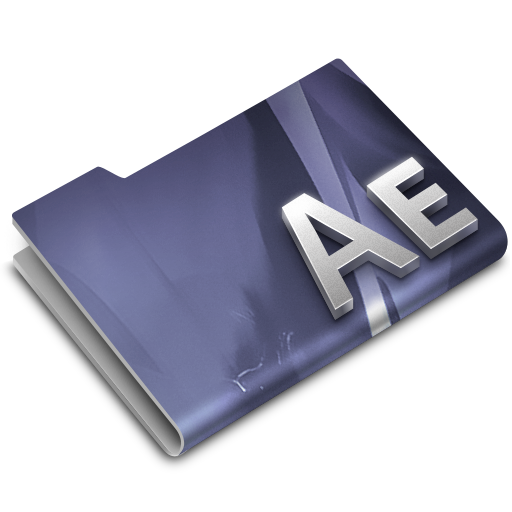 adobe, after, cs, effects, overlay icon