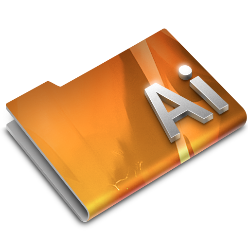 adobe, cs, illustrator, overlay icon