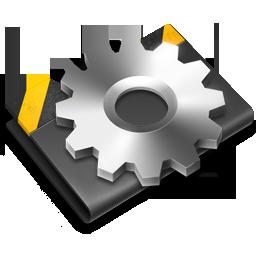 developer, settings, tools icon