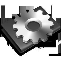alternate, developer, folder, process icon