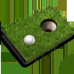 folder, grass, sports icon