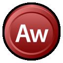 adobe, authorware, cs icon