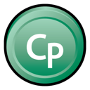 adobe, captivate, cs icon