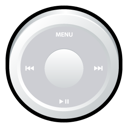 ipod, white