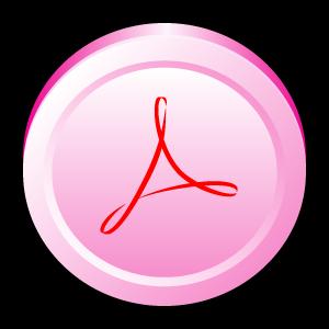 acrobat, adobe icon