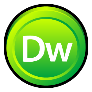 adobe, cs, dreamweaver icon