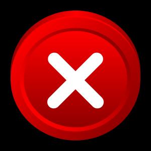close, program icon