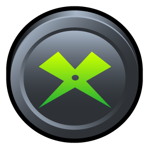 media, player, xion icon