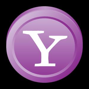 alternate, messenger, yahoo icon