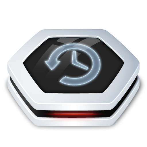 drive, timemachine icon