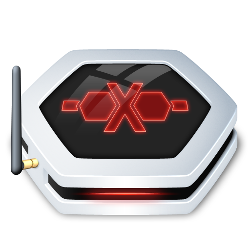 networkdrive, offline icon