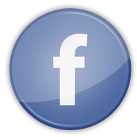 facebook, social media icon