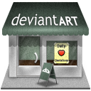deviantartshop icon