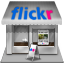 flickrshop icon