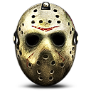 halloween, horror, jason, mask icon