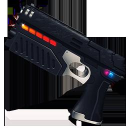 gun, shoot icon