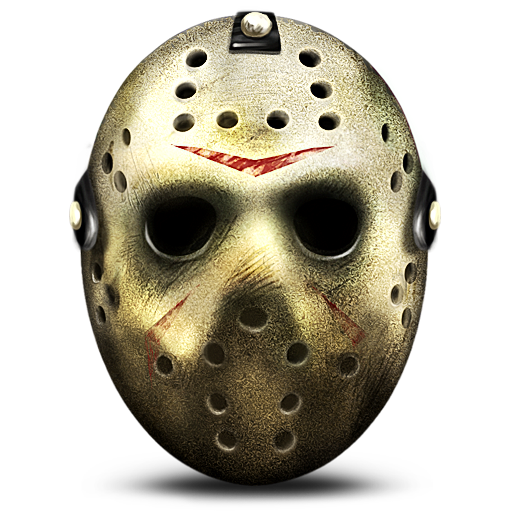 Jason, horror, mask, halloween icon