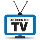 as seen on, television