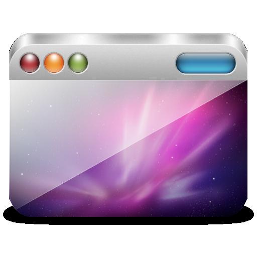 costumization icon