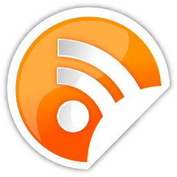 orange, rss icon