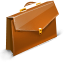 briefcase, career, case, job, suitcase, travel icon