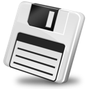 disk, save, totalcommander icon