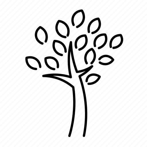 eco, environment, leaves, nature, plant, tree icon
