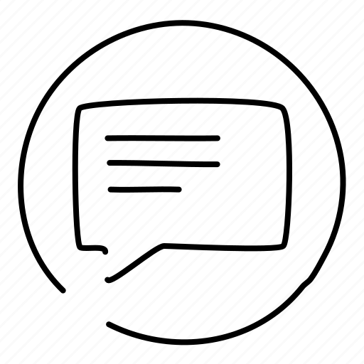 chat, comment, comments, conversation, message, talk icon