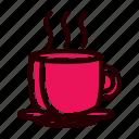 coffee, cup, food, hungry, tableware, tea icon