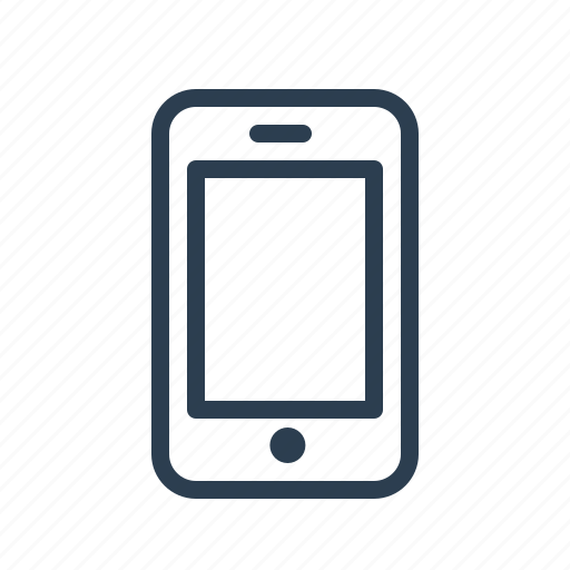 device, iphone, mobile, smartphone icon