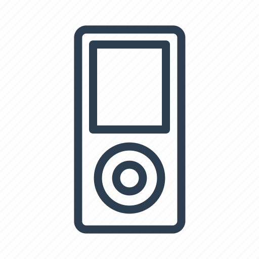 apple, device, ipod, itunes, music, shuffle, technology icon