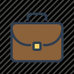 bag, briefcase, business, case, office, portfolio, pouch icon