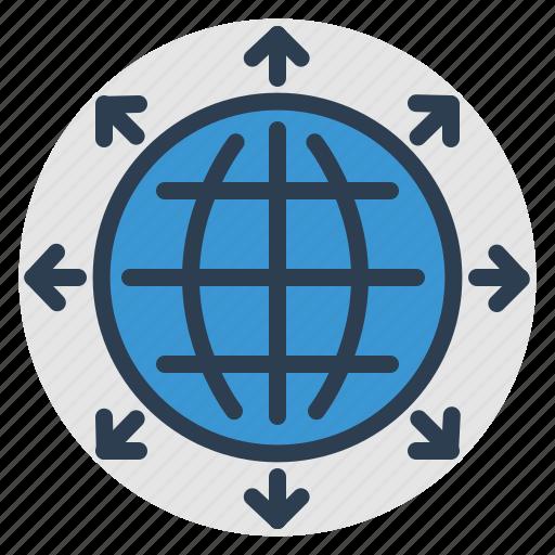 communication, global business, global solutions, internet marketing, network, social media, web icon