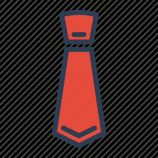 necktie professionalism respect tie icon
