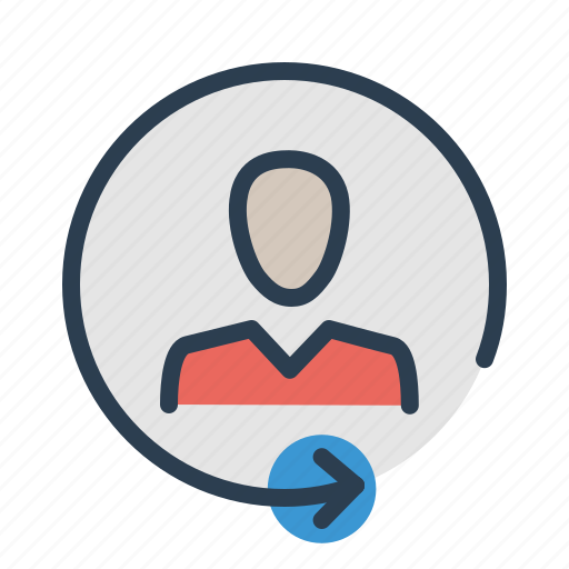 account, business, businessman, man, profile, refresh, reload icon
