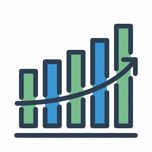 analysis, analytics, chart, graph, growth, report, statistics icon