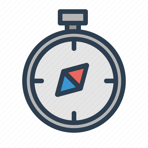 compass, destination, location, map, navigate, navigation, position icon