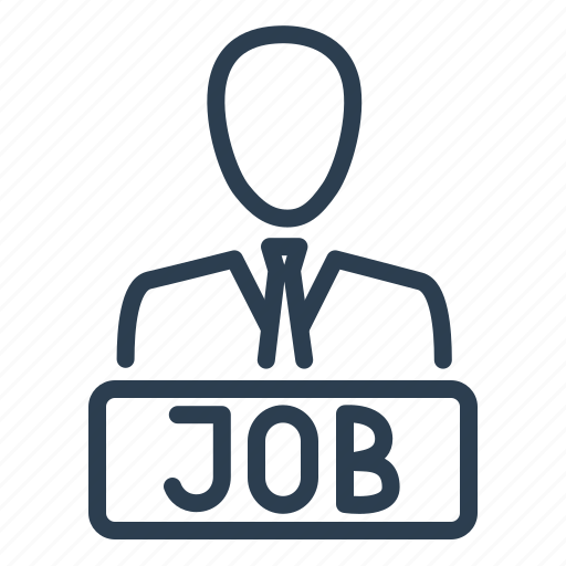 employment, job, opportunity, position, recruitment, vacancy, work icon