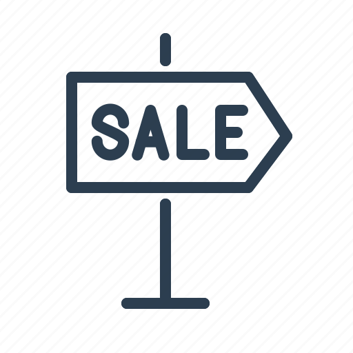 direction, for sale, house, information, property, real estate, sale icon