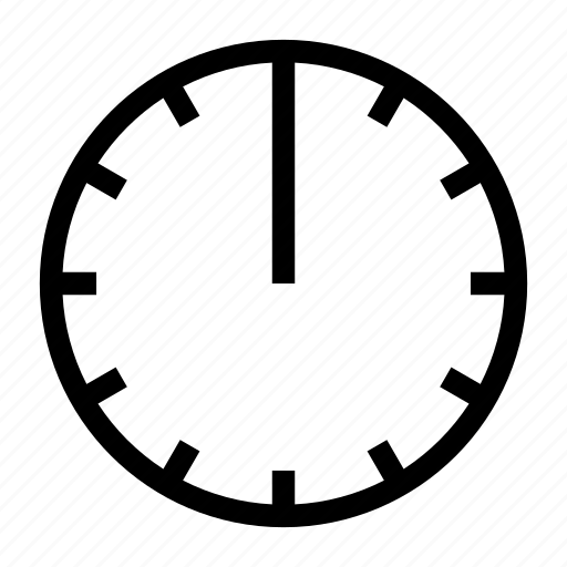 clock, face, hour, period, section, time icon