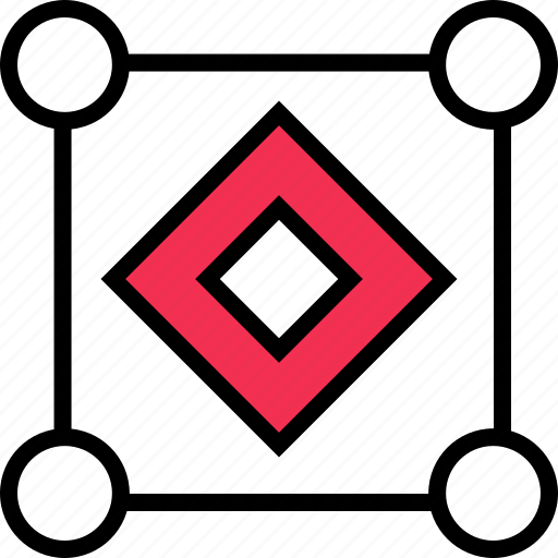 abstract, connect, design, eye icon