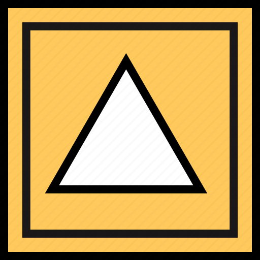 arrow, high, up icon