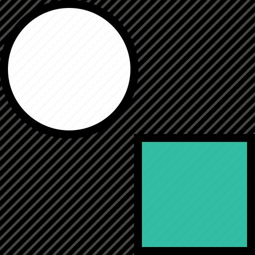 abstract, copy, creative icon