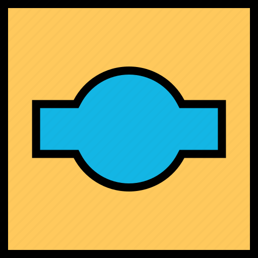 abstract, design, shape icon
