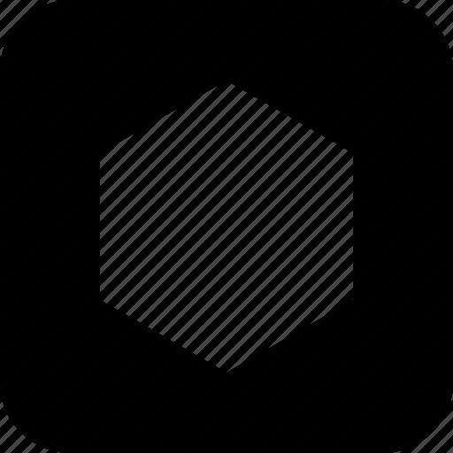 abstract, create, creation, hexgon, shape icon