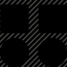 abstract, copy, creative, mirror, paste icon