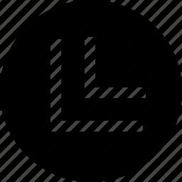 abstract, creative, edge, edges, lines icon