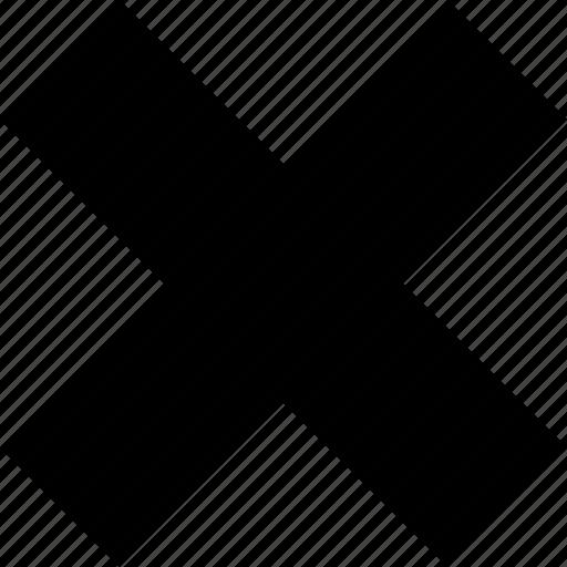 abstract, creative, delete, menu, navigation, option, x icon